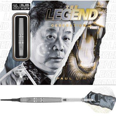 Target Paul Lim Gen 4 90% Softdarts
