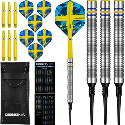 Patriot X Sweden 90% Softdarts