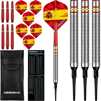 Patriot X Spain 90% Softdarts