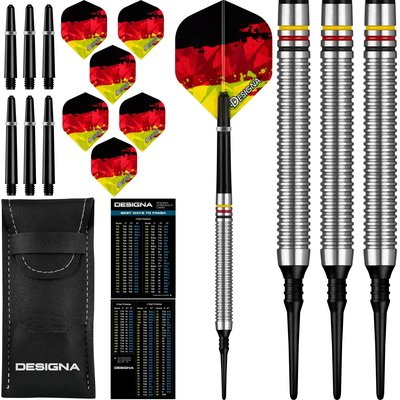 Patriot X Germany 90% Softdarts