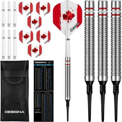 Patriot X Canada 90% Softdarts