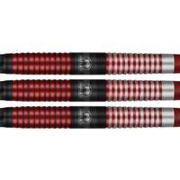 Bull's Bull's Phantom Grip Red 90% Softdarts