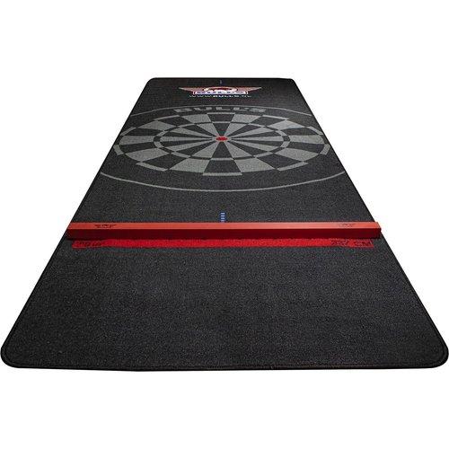 Bull's Bull's Carpet +Oche 300x95cm Dartmatte