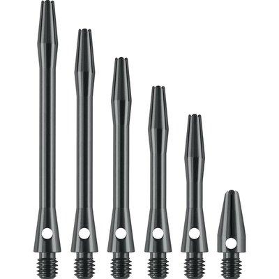 Dartshopper Aluminium Metal Grey Shafts