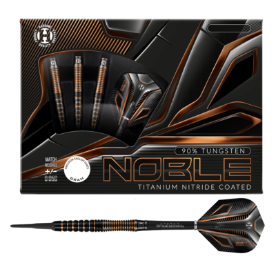 Harrows Noble 90% Softdarts