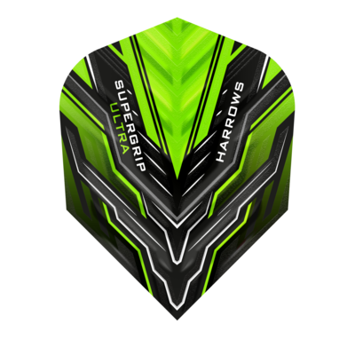 Harrows Supergrip Ultra Green