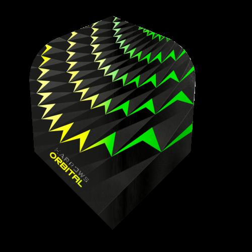 Harrows Harrows Orbital Yellow/Green