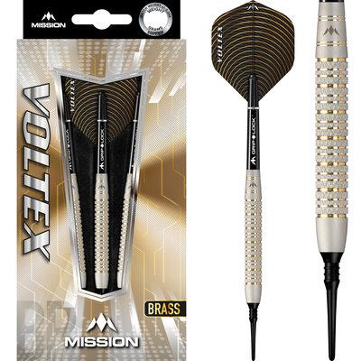 Mission Voltex M2 Brass Softdarts