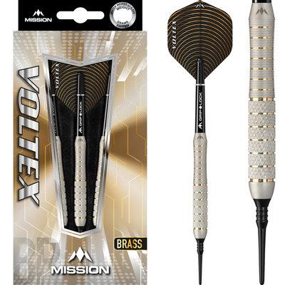 Mission Voltex M1 Brass Softdarts