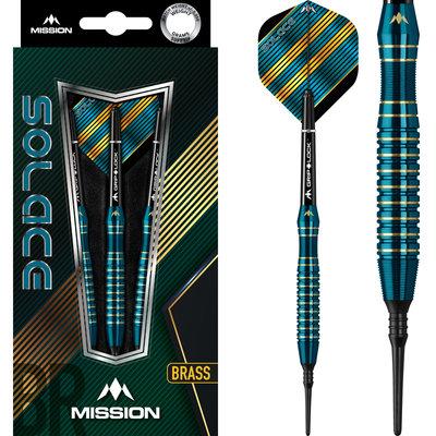 Mission Solace M1 Brass Softdarts