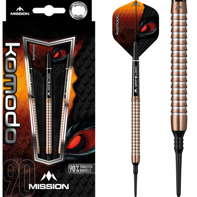 Mission Komodo RX M3 90% Softdarts