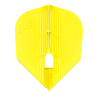 L-Style Champagne Flight Kami L3 Shape Yellow