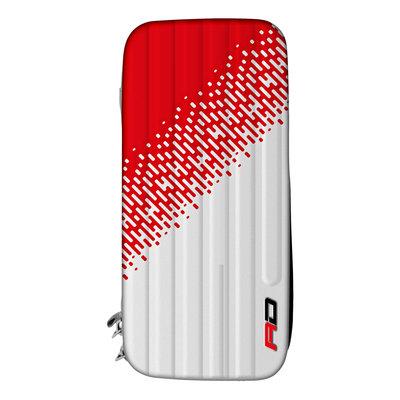 Red Dragon Monza Red & White Dart Case