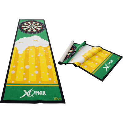 XQ Max Carpet  Bier Dartmatte