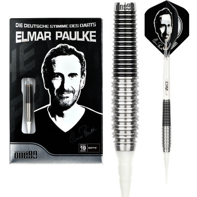 ONE80 Elmar Paulke 90% Signature Softdarts
