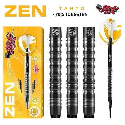 Shot Zen Tanto 90% Softdarts