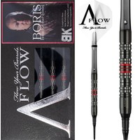 Dynasty Dynasty A-FLOW Black Line Boris Krcmar Red 95% Softdarts