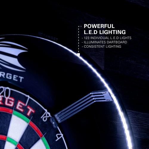 Target Target Corona Vision Dart Beleuchtung