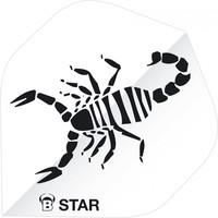 Bull's Germany Bull's B-Star Scorpion White