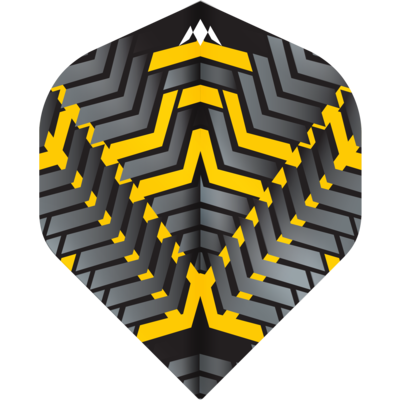Mission Vex NO2 Black & Yellow