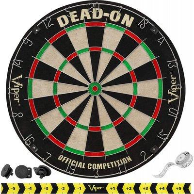 Viper Dead On  Dartboard