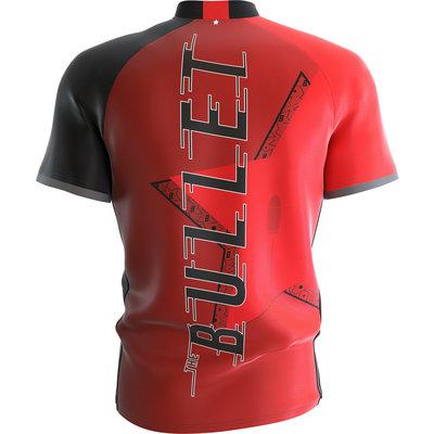 Target Stephen Bunting Collarless Dart Shirt 2022