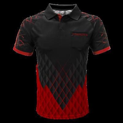Harrows Paragon Dart Shirt Red