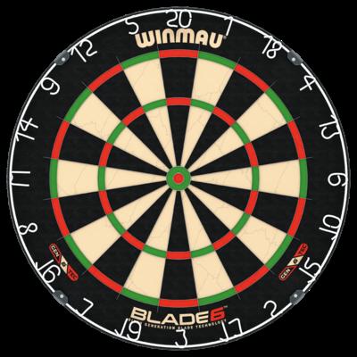 Winmau Blade 6  Dartboard