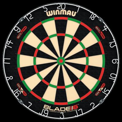 Winmau Blade 6 Dual Core  Dartboard