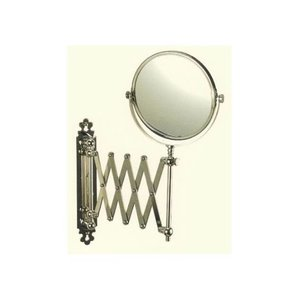 Extendible Shaving Mirror Victorian