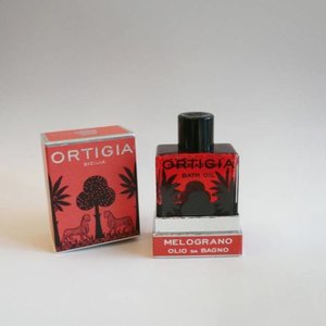 Bath Oil Melograno