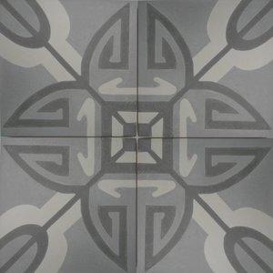 Vloertegel Art Nouveau