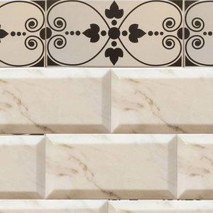 Sierrand Tegel Art Nouveau