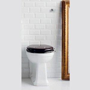Spoelsysteem Dual Flush met Porseleinen Hendel