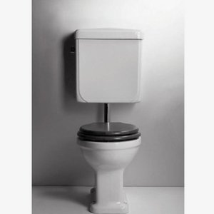 Toilet Medium Level Art Deco 1