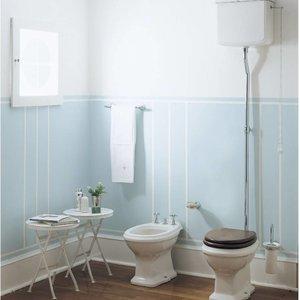 Toilet Hooghangend Art Nouveau