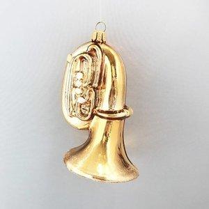 Christmas Decoration Tuba