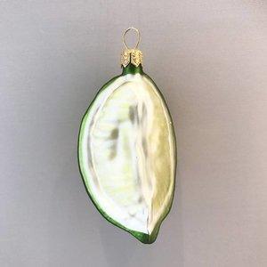 Christmas Decoration Lime Quarter