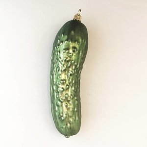 Christmas Decoration Large Pickle
