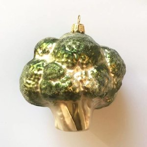 Christmas Decoration Broccoli