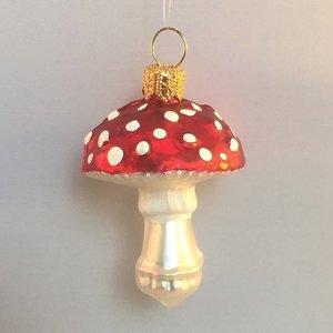 Christmas Decoration Small Mushroom
