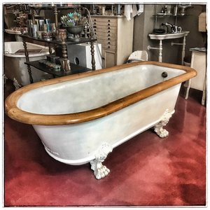 Antique bathtub Rogeat & Cie PRICE ON REQUEST