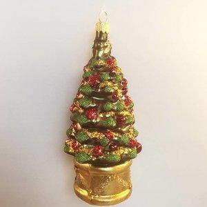 Kerstbal Dennenboom