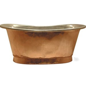 Copper Bath Cuivre Rouge