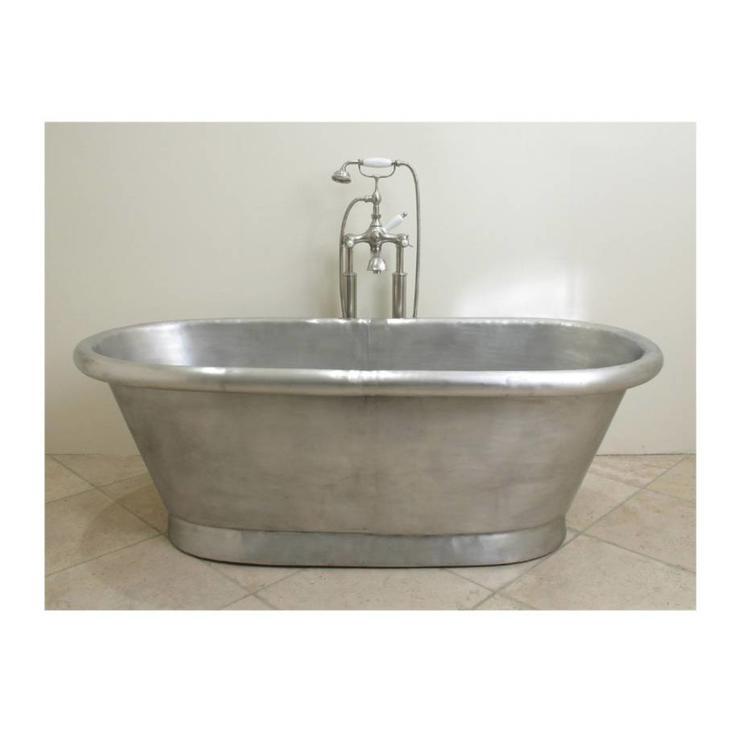 Bathtub Tin Low -