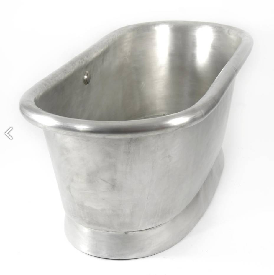 Superieur Bathtub Tin Low