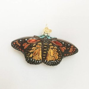 Christmas Decoration Monarch Butterfly