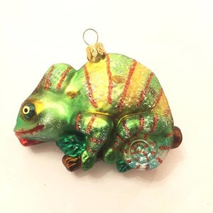 Christmas Decoration Chameleon