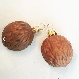 Christmas Decoration Walnut