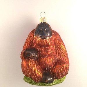 Christmas Decoration Orangutan